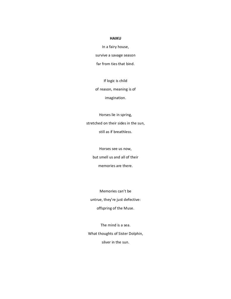 thumbnail of Haiku