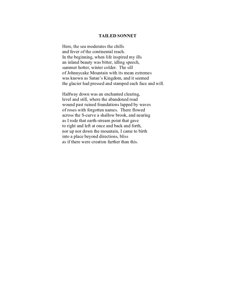 thumbnail of Tailed Sonnet